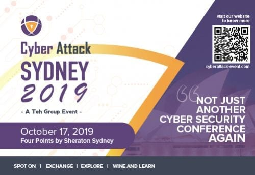 Cyber Attack Sydney 2019 - MySecurity Marketplace
